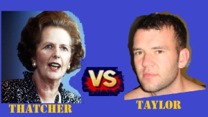 thatcher vs taylor